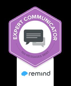 Expert Communicator on Remind101