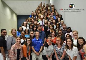 The Teacher Group Photo 05-19-15