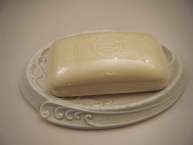 A bar of soap from my bathroom@FrancesOhanenye